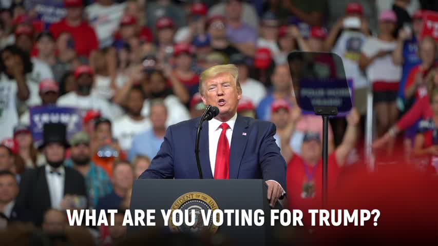 Trump Supporters on the Reasons They Vote for Him