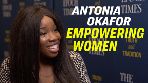 [WCS Special] Antonia Okafor: On Guns on Campus, Empowering Women, Identity Politics, and Pro Life