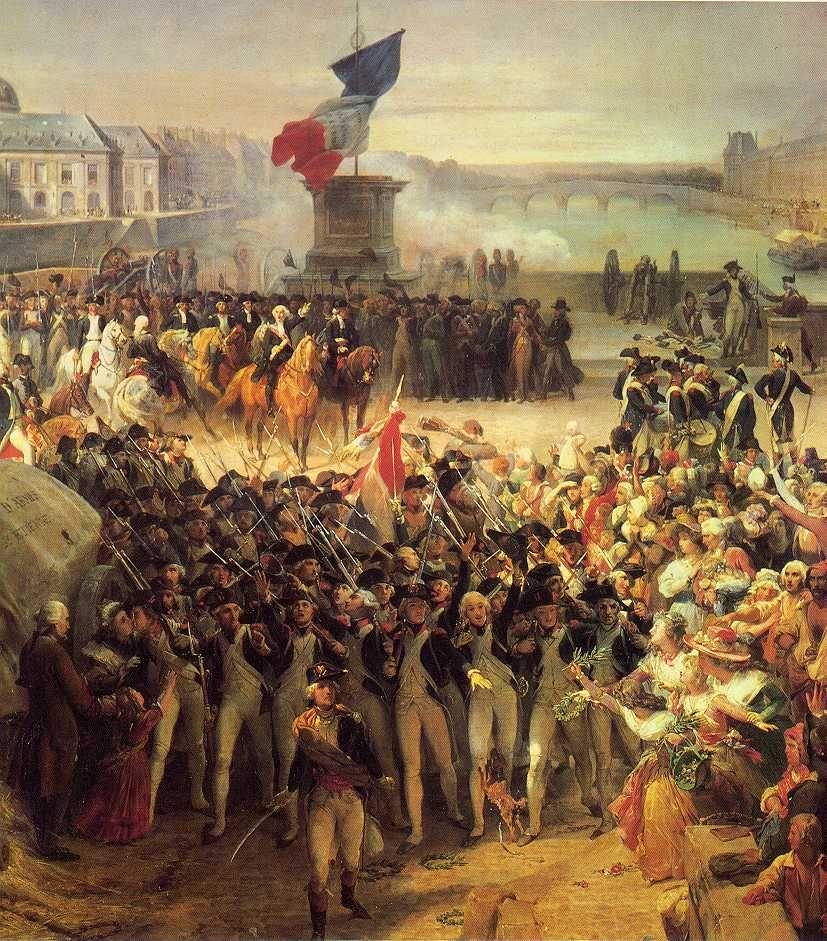Le Chant des Girondins - Chant patriotique français.