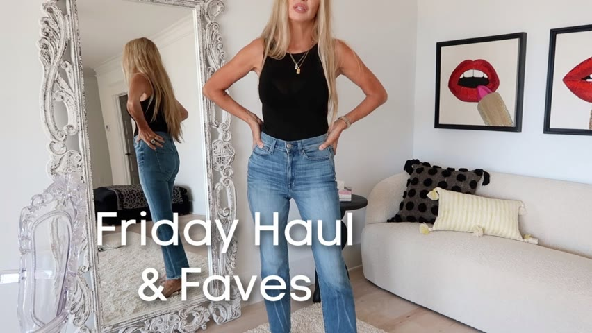 Friday Haul & Faves   Crazy Good Things
