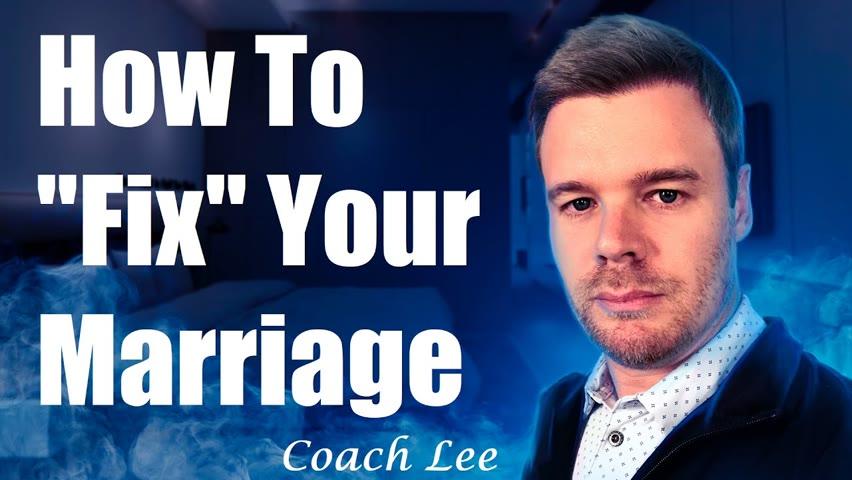 How To Fix My Broken Marriage