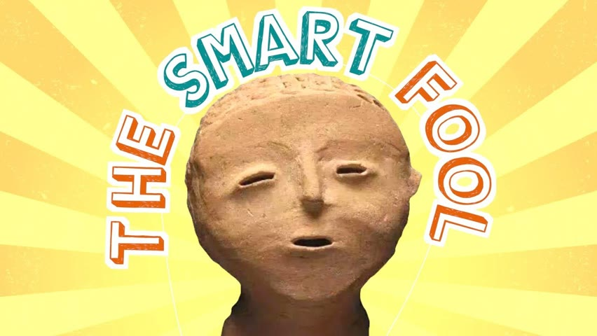 Chinese Wisdom - It's Smart to be a Fool
