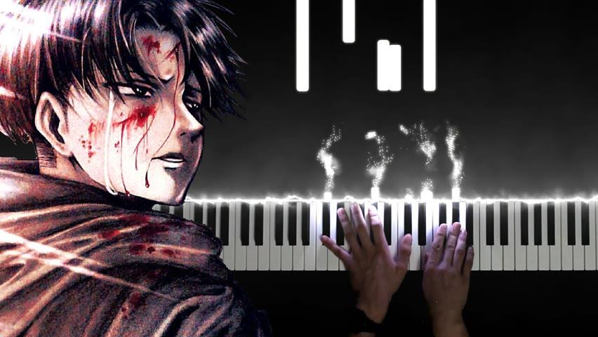 Attack on Titan OST - So ist es immer (Piano)