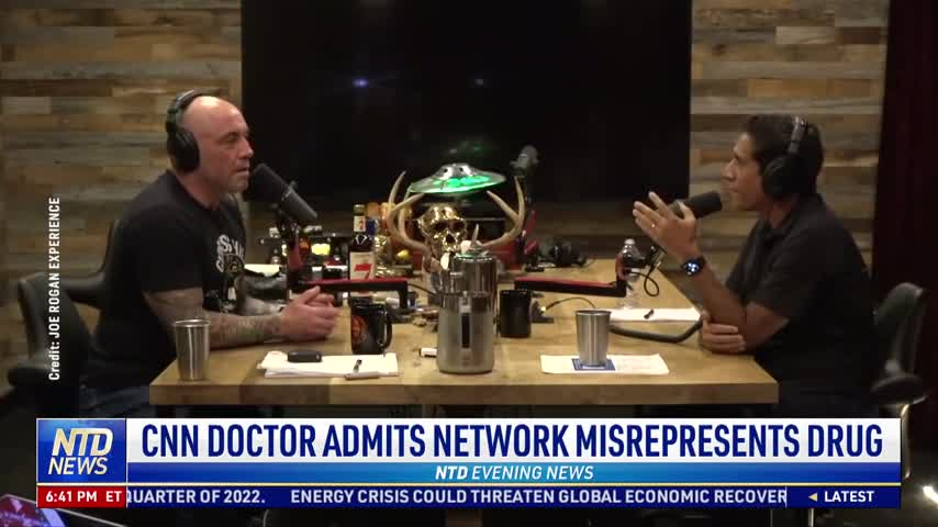 CNN Doctor Admits Network Misrepresents Drug