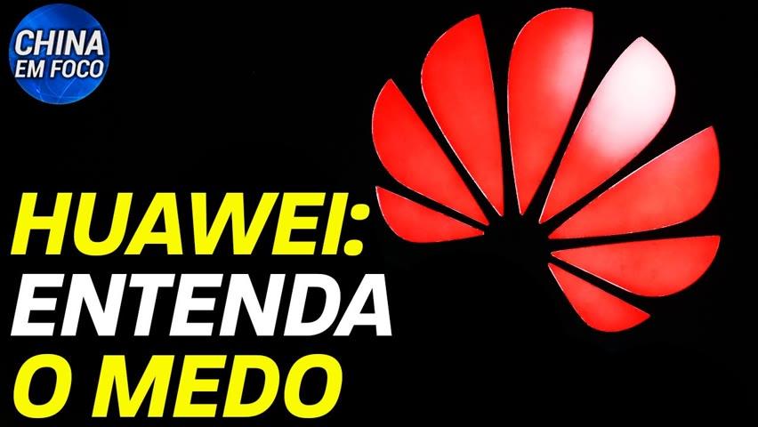 Huawei: entenda preocupações acerca da empresa; Apple abandona 34 fornecedores chineses