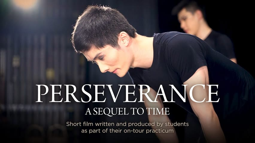 Perseverance, A Sequel to the Shen Yun Creations Video 'Time'