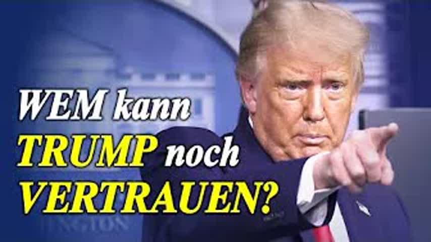 Trump von Beratern des Weißen Hauses verraten?  Trump vor Oberstem Gerichtshof   Frontpage Deutsch