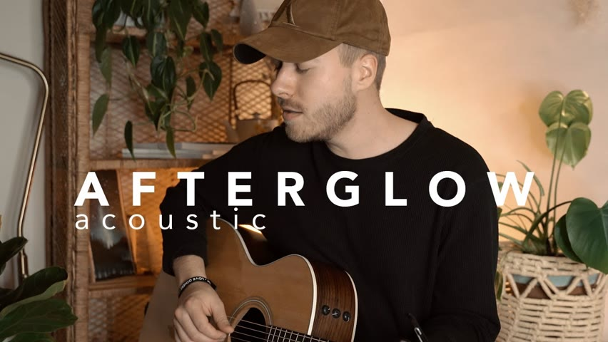 Afterglow - Ed Sheeran (acoustic cover by Jonah Baker)