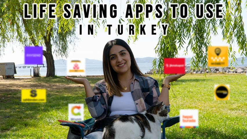 Most Useful Apps to Use in Turkey | Food, Transportation, Money Transfer, Shopping