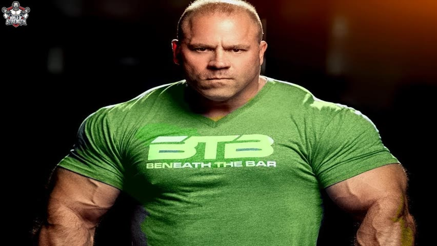 The Bench Press Monster Ryan Kennelly