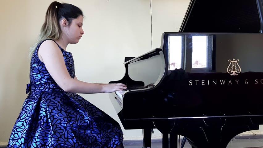 Chopin Etude op.25 no.7