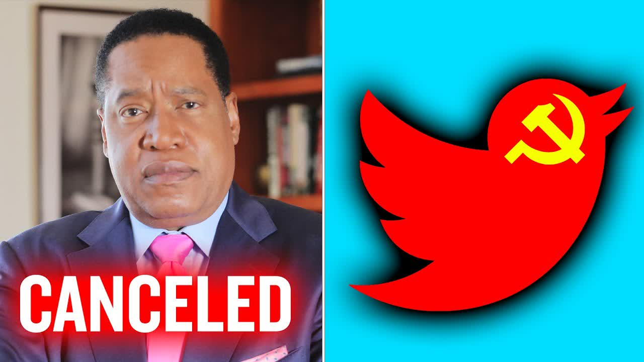 Who's Next To Get Canceled On Twitter? | Larry Elder