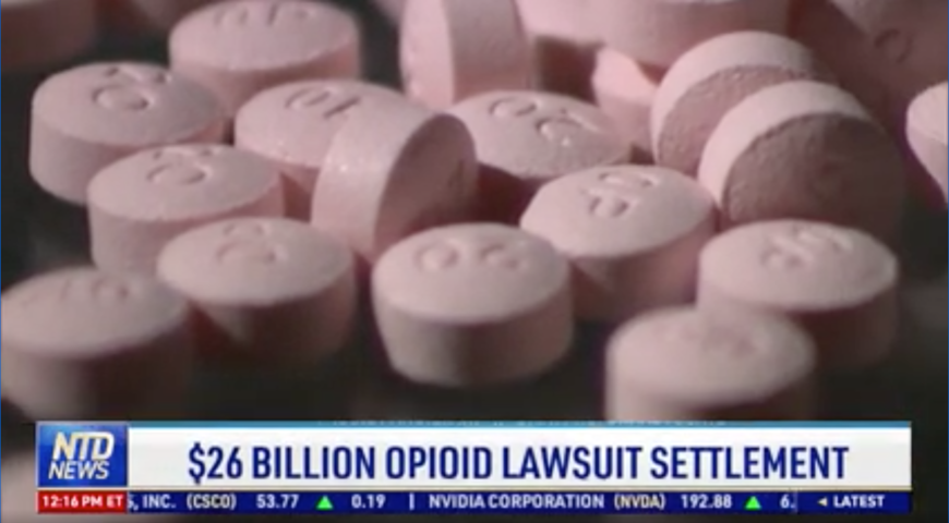 People React to $26 Billion Opioid Lawsuit Settlement