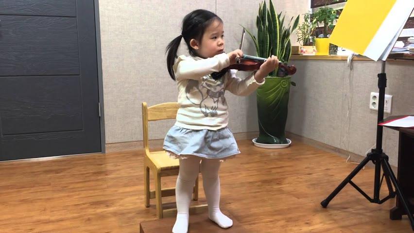 Gavotte - Gossec (Suzuki Violin 1)