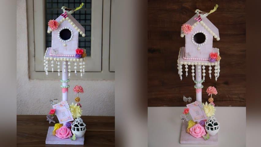 Brid House Beauty ❤🥰💃 #shorts #flowervase #bolechudiyan