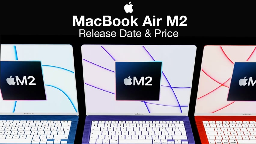 MacBook Air Release Date and Price – More Cores!