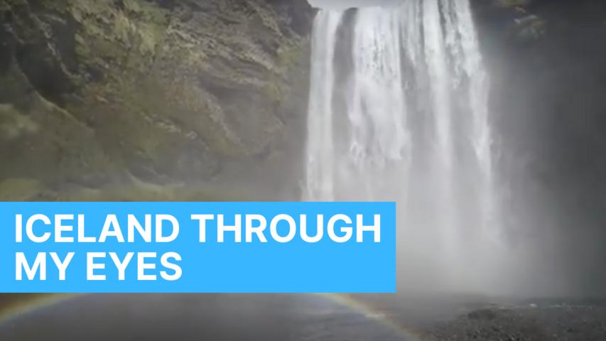Iceland through my eyes