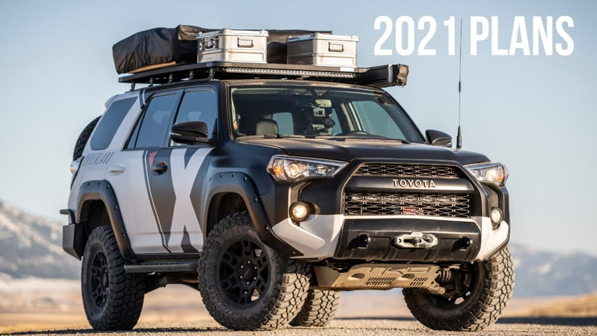 2021 Quick Announcement! X Overland and @Toyota USA is BACK!