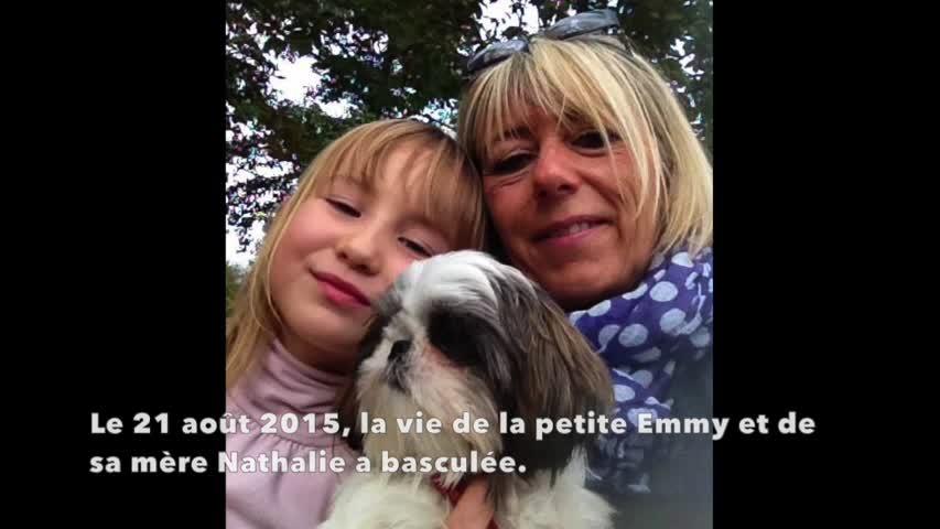 """Une petite fille recherche désespérément sa chienne volée en Auvergne il y a 3 ans : """"Jessy, tu restes dans mon cœur"""""""