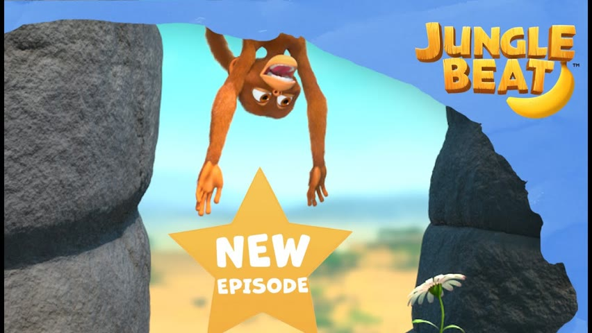 NEW EPISODE! Cliffhanger 🌼 | Jungle Beat: Munki and Trunk | VIDEOS and CARTOONS FOR KIDS 2021