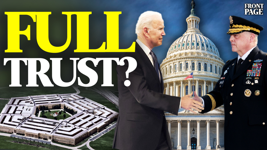 Biden stands by Milley after alleged secret calls with CCP?; Top Taliban leaders clash over power