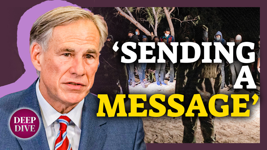Texas Gov. Abbott Arresting Illegal Border Crossers; GOP and Democrats Face Off Over Debt Limit