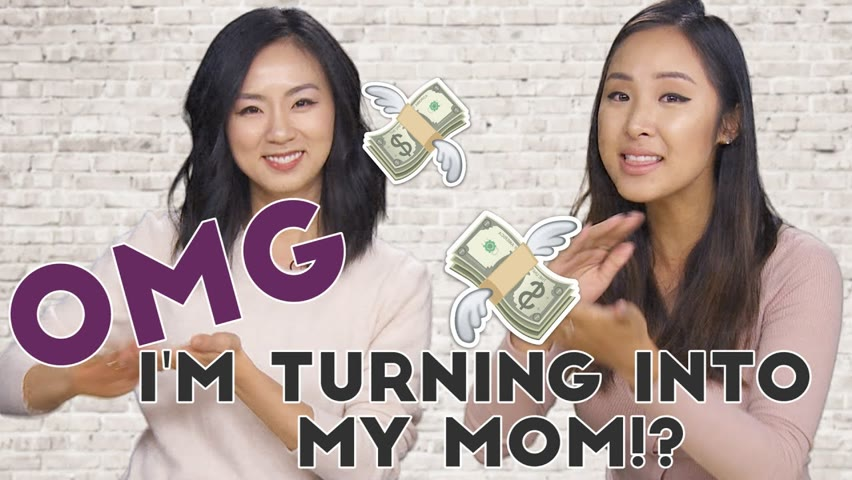 OMG! I'm Turning Into My MOM!