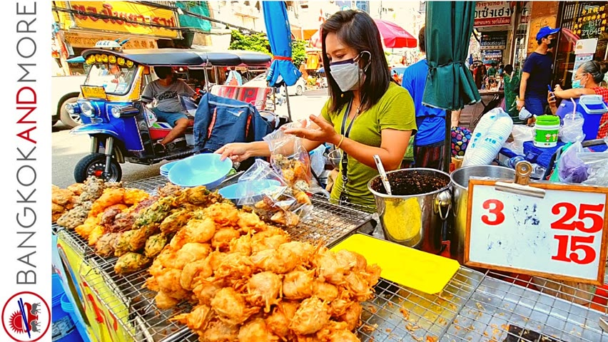 Best Chinese STREET FOOD And More? Enjoy CHINATOWN In BANGKOK