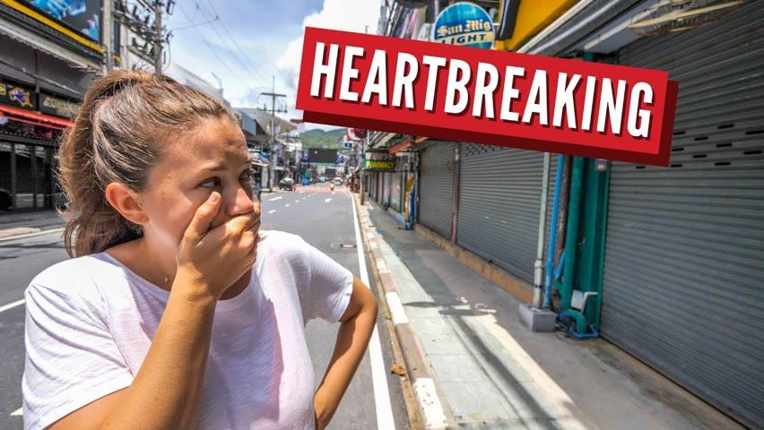 Harsh Reality of Phuket Without Tourists | Phuket Sandbox Programme Part 3