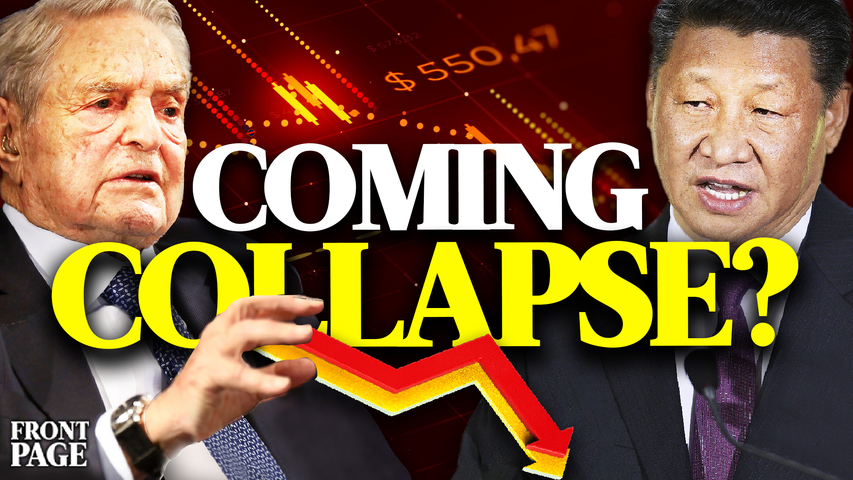 """Taliban: China is our """"Main Partner""""; Soros warns Chinese economy about to collapse"""