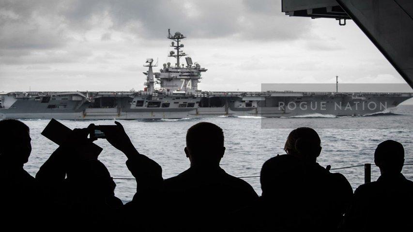군산복합체, 인류 최대의 비즈니스는 전쟁ㅣ로그네이션 ROGUE NATION