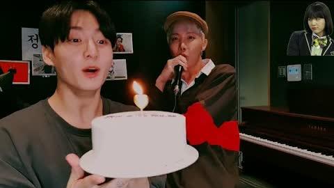BTS JUNGKOOK NEW SONG??? J-HOPE SURPRISE JUNGKOOK BIRTHDAY VLIVE STREAM 2021