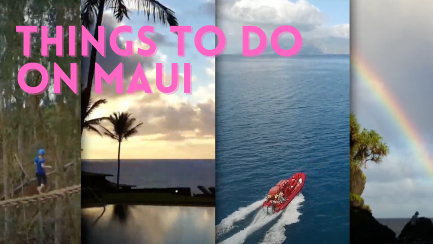 Things to Do on Maui