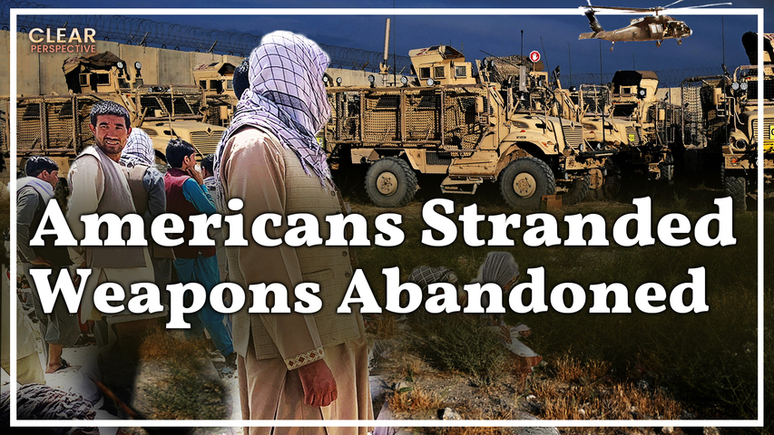 U.S. Abandons $85 Billion Military Equipments; CCP Blackmails U.S. in UN Security Council