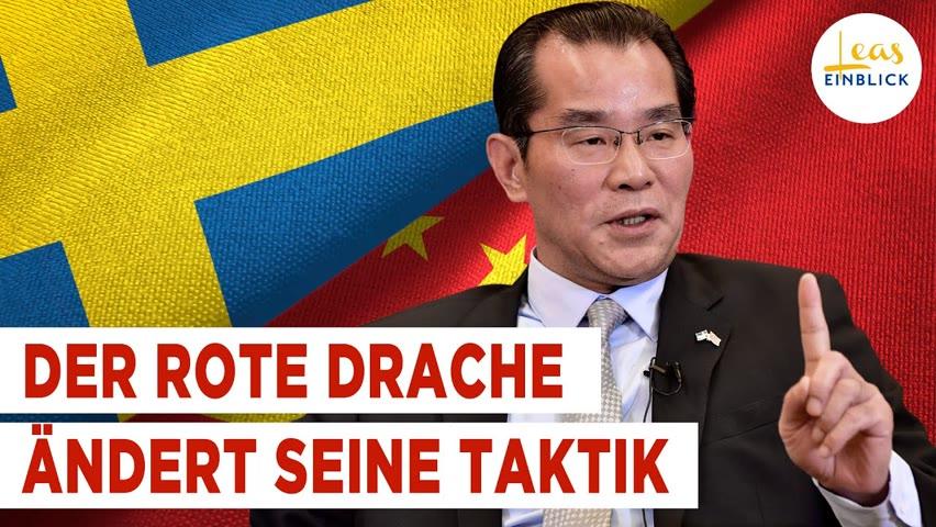 Schweden im Clinch mit China: Think Tanks fordern eine Entschuldigung von Chinas Botschafter