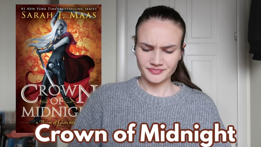 Get Ready with me REVIEW: Crown of Midnight