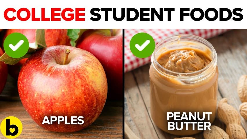 5 Foods Every College Student Must Have In Their Fridge