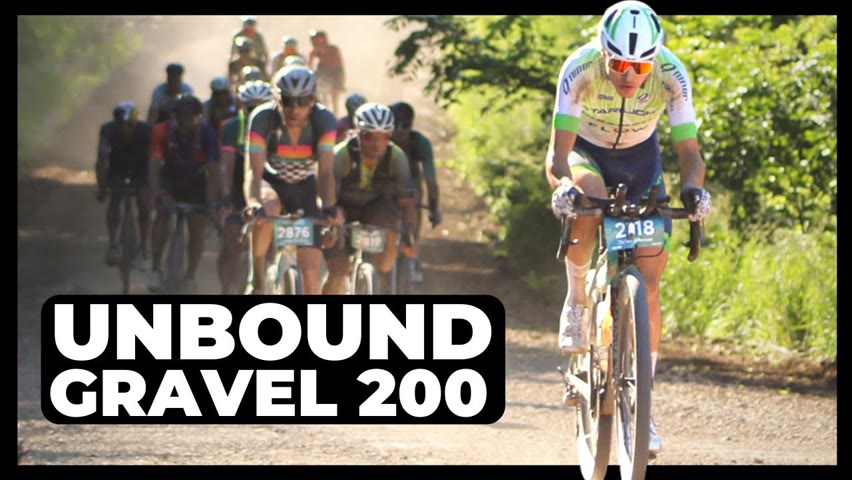 Never Give Up the Fight! Unbound Gravel 200 Race Report