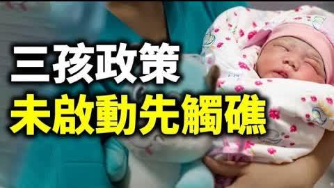 三孩政策未启动先触礁的三个理由;说说日本的鼓励生育政策和隋朝的均田制(政论天下第433集 20210531)天亮时分