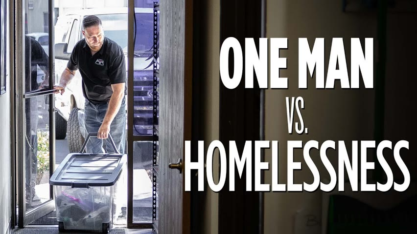 How One Man Is Transforming the Lives of Many Homeless | Zach Southall