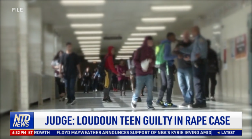 Judge: Loudoun Teen Guilty in Rape Case