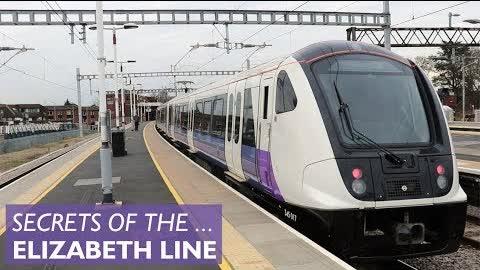Secrets of the Elizabeth Line