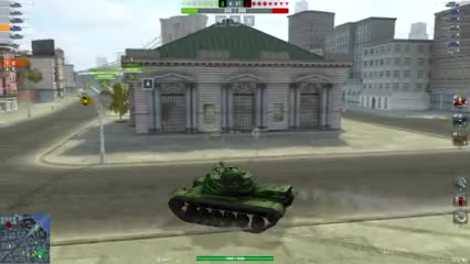 T110E4 9409DMG 3Kills | World of Tanks Blitz | You_r_dead_bro