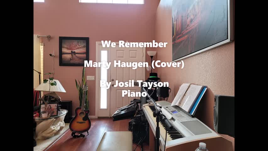We Remember / Marty Haugen (Cover)