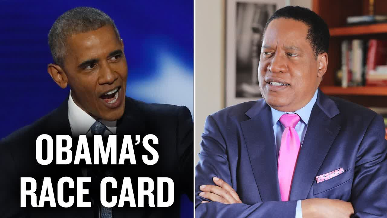 Barack Obama: How To Play The Race Card | Larry Elder