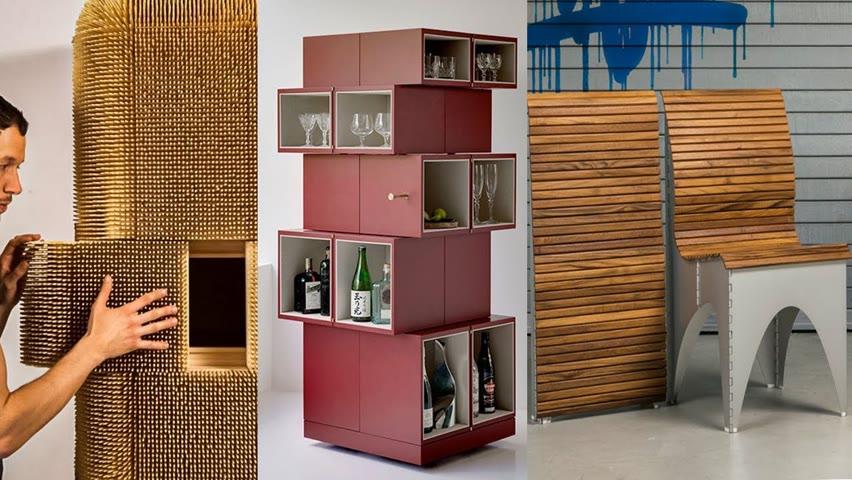 Ingenious Transformer Furniture | and Amazing Space Saving Design Ideas ▶4