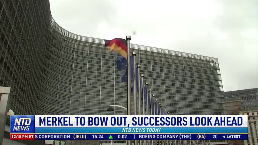 Merkel to Bow Out, Successors Look Ahead