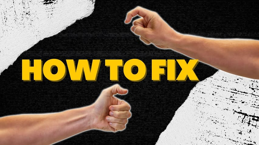 Trigger Finger & Trigger Thumb; Everything You Need to Know to Fix