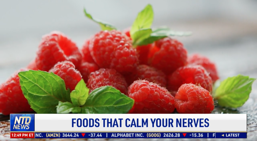 Foods That Calm Your Nerves