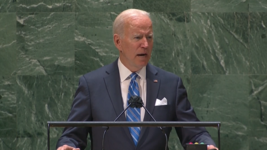 Biden Delivers Remarks Before the 76th Session of the United Nations General Assembly